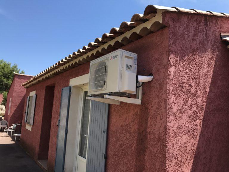 Remplacement d'une climatisation bi-split