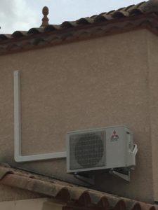 Climatisation d'un étage